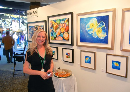 Opening Night at the Laguna Beach Festival of Arts
